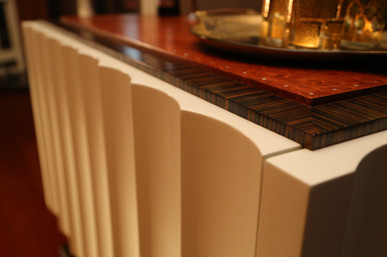 Art Deco Bar Close Up