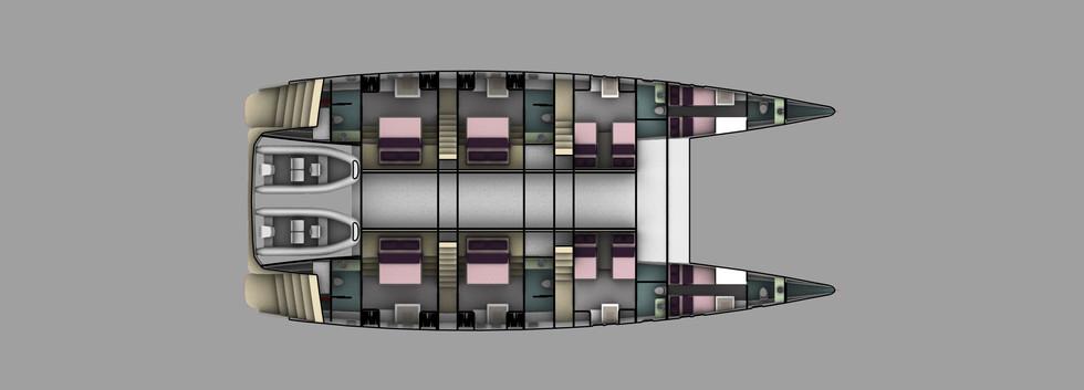 Magic 92 Tri-Deck