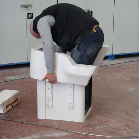 Flybridge Chair
