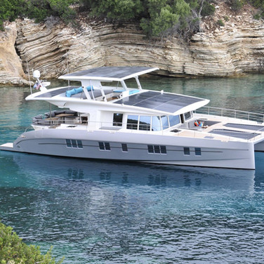 62' Solar Catamaran Prototype