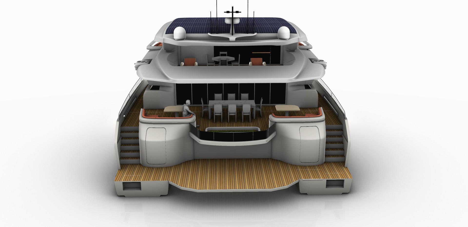 Magic 80 Tri-Deck