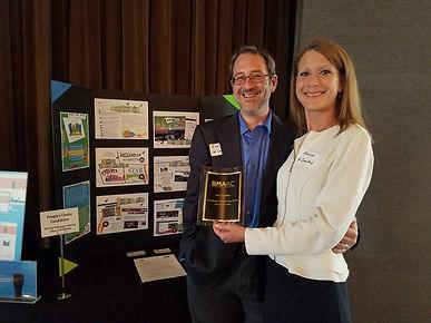 SK Consulting Fountain Award