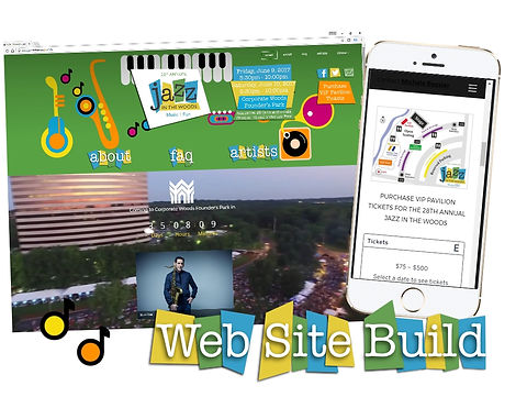 sk consulting web site build