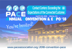 PACE Convention Mailer