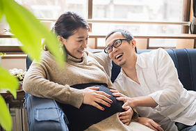 Young Couple Expecting