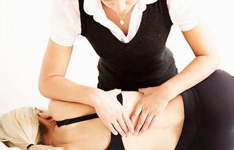 ostéopathie pour douleur au dos