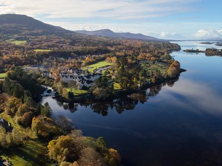 Ireland: Sheen Falls Lodge