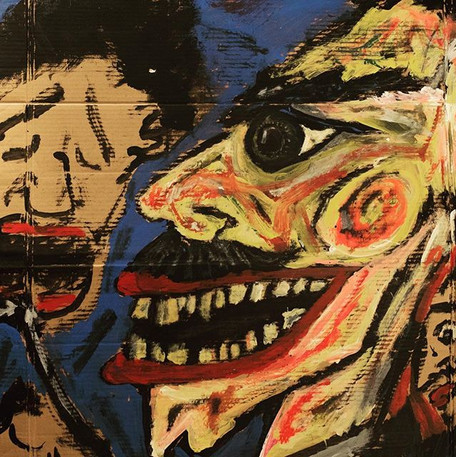 Composer_#music #painting #teeth #moustache