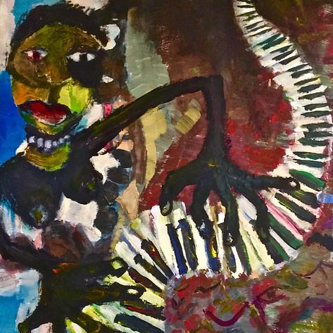 Piano Woman