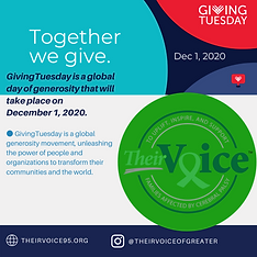 ● GivingTuesday is a global generosity m