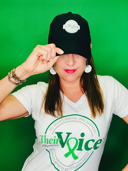 Their Voice Baseball Cap