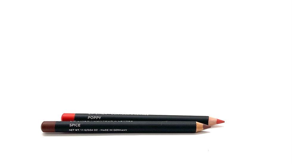 Color lip liner
