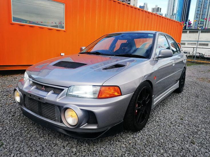 Mitsubishi Evo IV