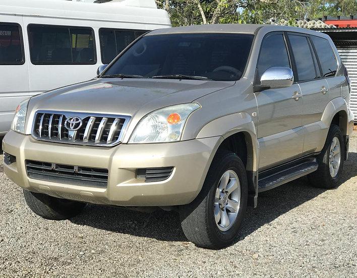 Toyota Prado-2007-227,000 kms