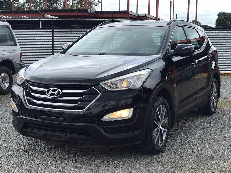 Hyundai Santa Fe-2013-105,000 kms