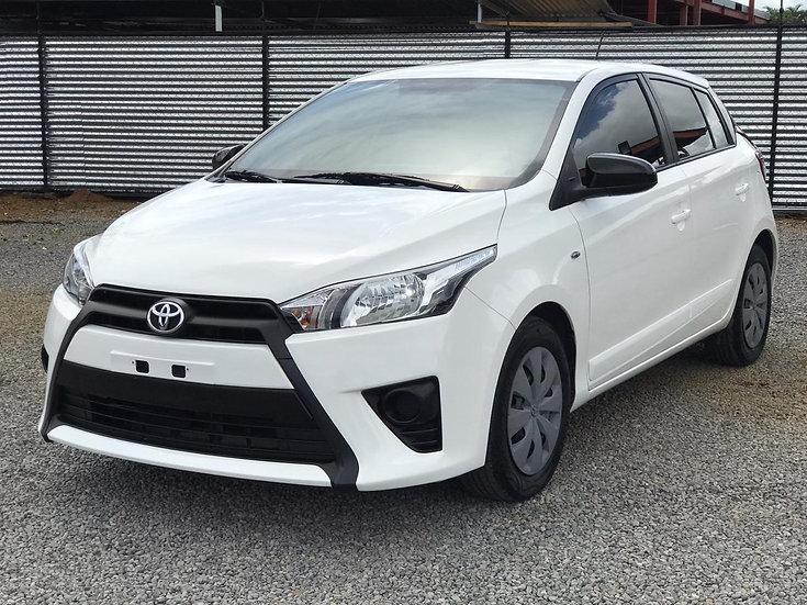 Toyota Yaris-2017-56,000 kms