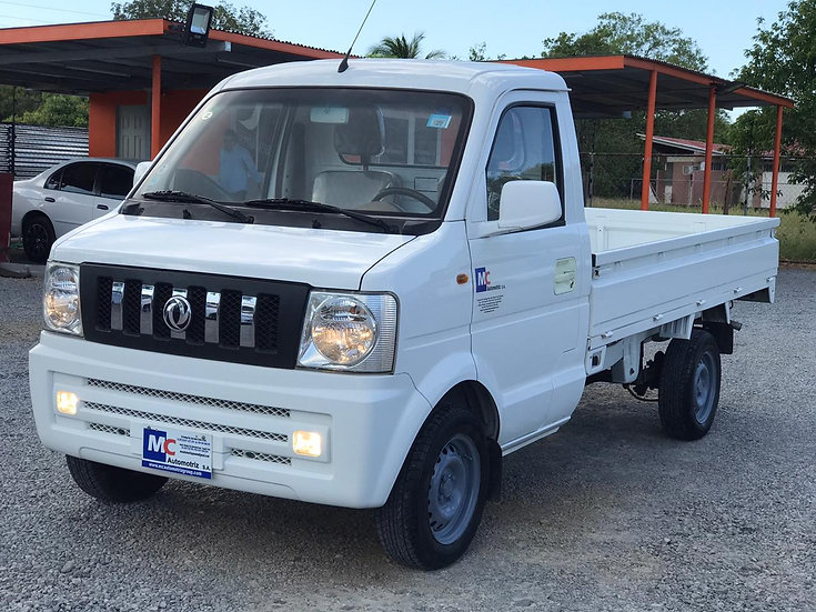 Geely Truck-2019-900 kms