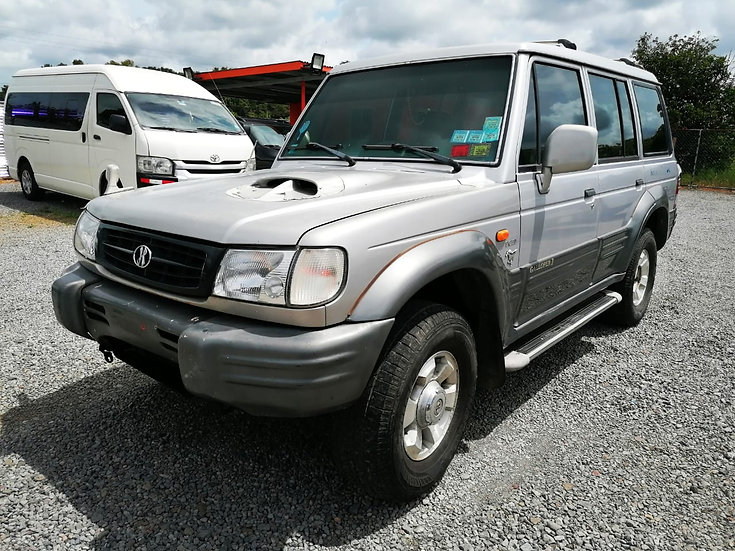 Hyundai Galloper 2001 4x4