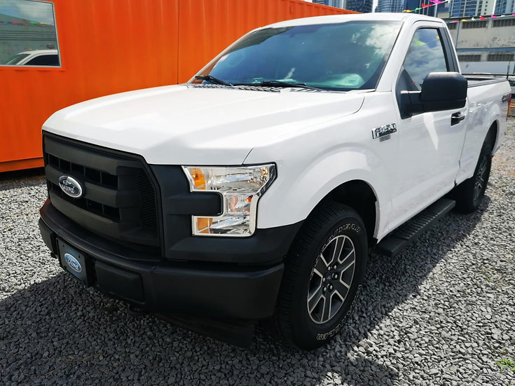 Ford F150-2017-20,000 kms