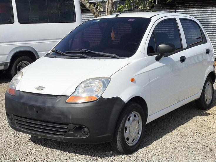 Chevrolet Spark-2015-62,000kms