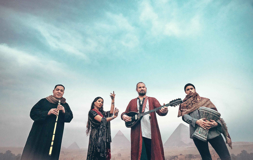 "Artist Music Album Cover ""Album+Cover"" ""karavan+sarai"" Giza Cairo Egypt Egyptian American ""Torn+in+love"" ""marshall+bodiker"" ""nurayan+sijan"" ""claude+morcos"" pyramids ancient"