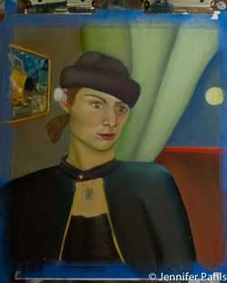 Real Artists Make Self-Portraits