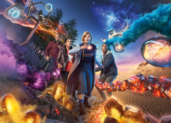 DOCTOR WHO SERIES 11+TRAILER, PRIMEVAL & BRATZ!