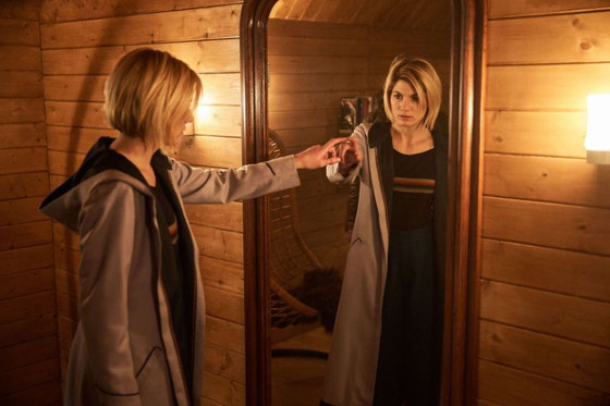 DOCTOR WHO SERIES 11 EPISODE 9 REVIEW 'IT TAKES YOU AWAY'