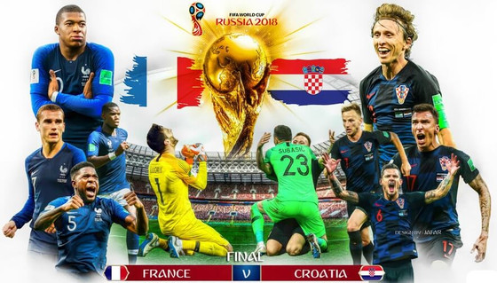 WORLD CUP 2018!!!