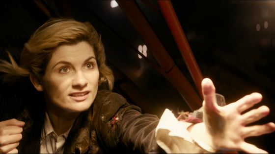 DOCTOR WHO SERIES 11 EPISODE 1 REVIEW - 'THE WOMAN WHO FELL TO EARTH'