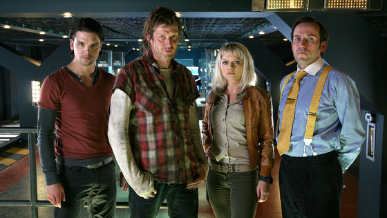 PRIMEVAL SERIES 1-4 FINALE FAN CONTRIBUTIONS & PROGRESS UPDATE