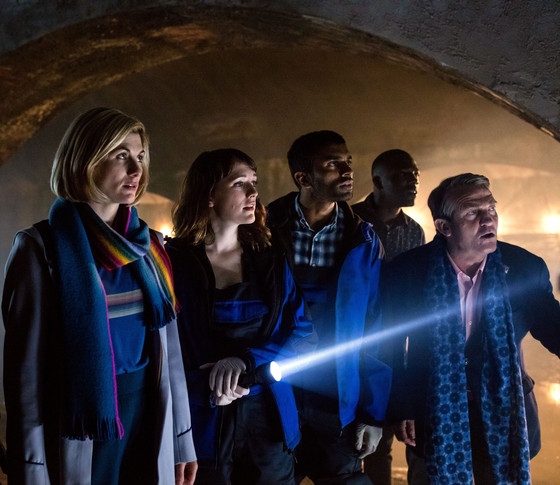 DOCTOR WHO SERIES 11 EPISODE 11 'RESOLUTION OF THE DALEKS' SPECIAL REVIEW