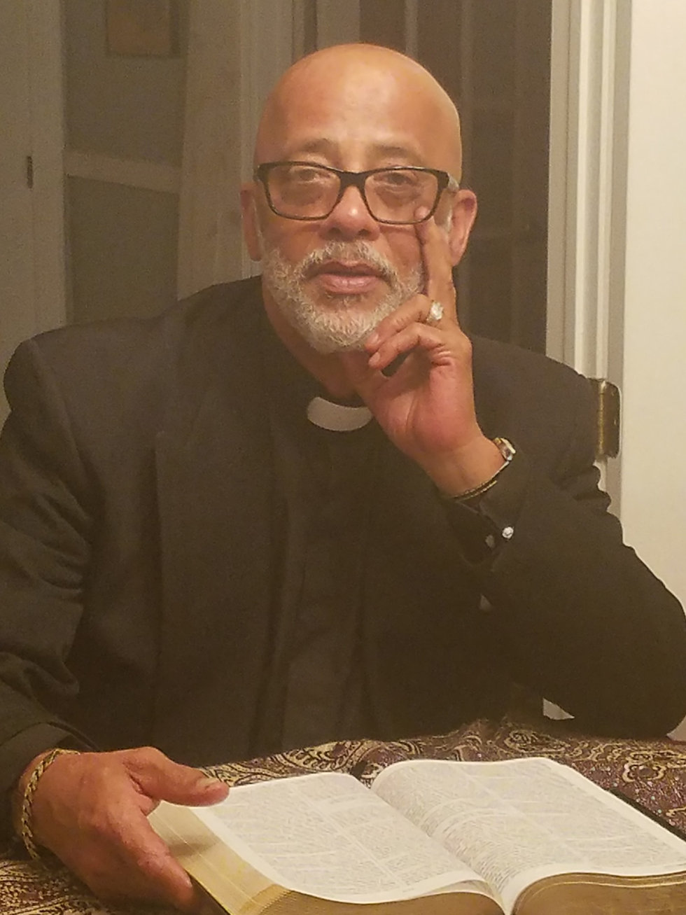 Pastor Bruce B. Johnson