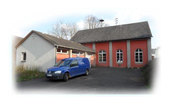 Traininghalle