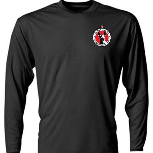 Xolos NJ Black Long sleeve top