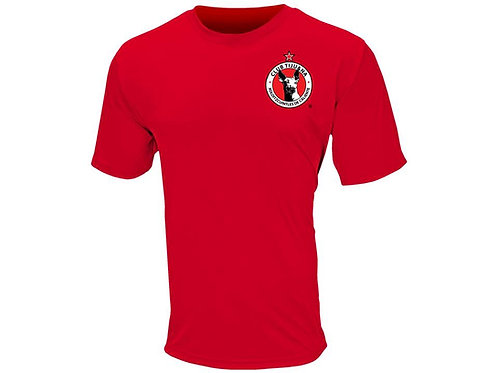 Xolos NJ Red Training Top