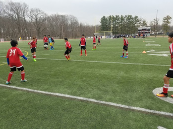 Xolos NJ Teams is Spring EDP Action