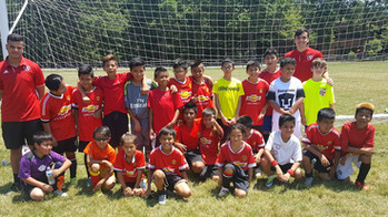 Welcome U13 and U10 Xolos Academy NJ Teams