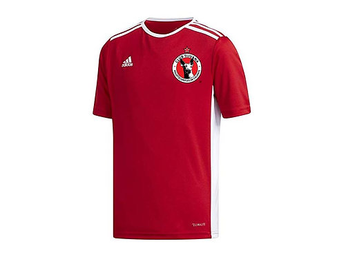Xolos Adidas Entrada Game Jersey - Red