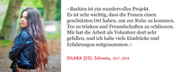 Dilara, Volunteer SAO Association