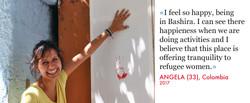 Angela, Volunteer SAO Association