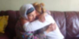 Amina und Raquel – ein Wiedersehen