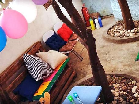 «Ein sicherer Ort» Bericht über das Bashira Centre von Helen Weiss für Wohnen Extra