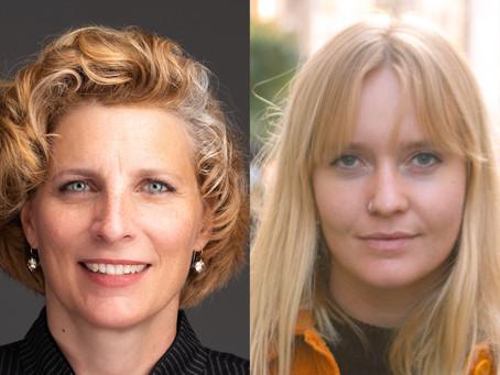 Philine Zimmerli & Noemi Grütter neu im Vorstand