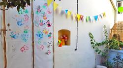 Anniversary Bashira Centre Lesvos