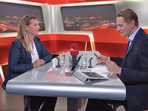 Telezüri.ch: Talk Täglich zur Situation in Lesbos