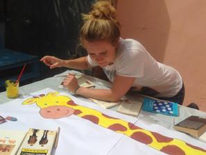 Vanessas Bericht vom Volunteer Alltag im Bashira Centre - Teil 1