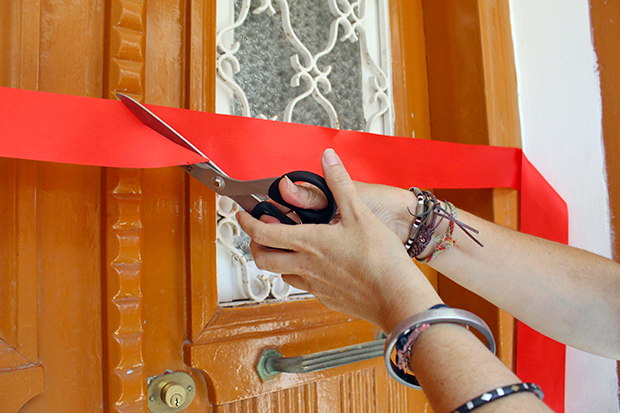 Opening Bashira Centre