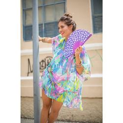 Instagram - Yasmim arrebentando na coleção de verão da @zinzane_brasil !!! #fema