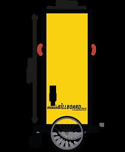 Standard Walking Billboard